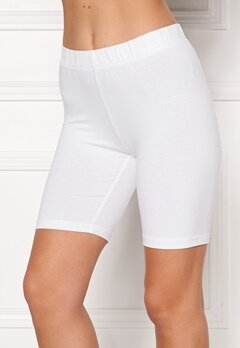 Happy Holly Beata Bike pants Black / White Bubbleroom.eu
