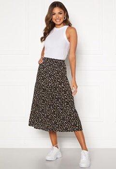 Happy Holly Bianka skirt Black / Patterned Bubbleroom.eu