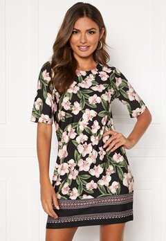 Happy Holly Blenda dress Floral Bubbleroom.eu