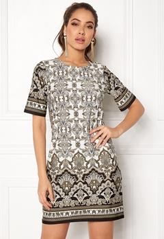 Happy Holly Blenda dress Mole / Patterned Bubbleroom.eu