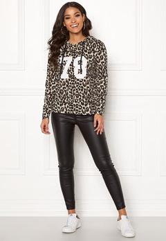 Happy Holly Camila short hood Leopard Bubbleroom.eu