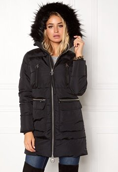 Happy Holly Cara jacket Black Bubbleroom.eu