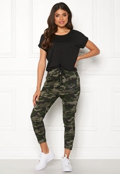 Happy Holly Carolyn tricot pants Camouflage Bubbleroom.eu
