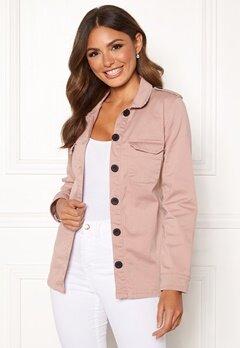 Happy Holly Cindy jacket Dusty pink Bubbleroom.eu