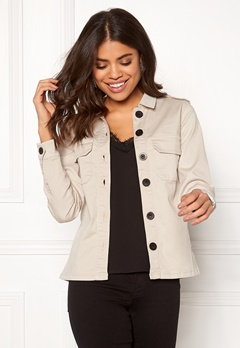Happy Holly Cindy jacket Light beige Bubbleroom.eu