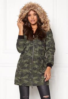 Happy Holly Clara jacket Camouflage Bubbleroom.eu
