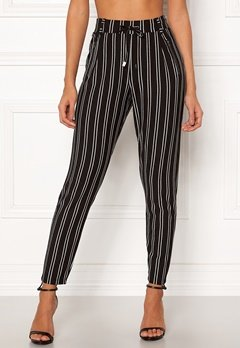 Happy Holly Cleo Trousers Striped Bubbleroom.eu