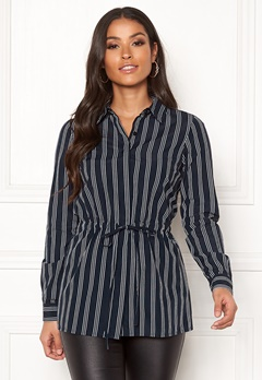 Happy Holly Corinne shirt tunic Striped Bubbleroom.eu