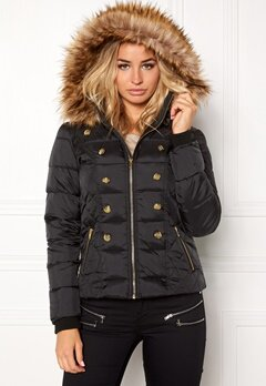 Happy Holly Danita jacket Black Bubbleroom.eu