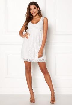 Happy Holly Della lace dress White Bubbleroom.eu
