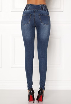 Happy Holly Elena jeans Medium denim Bubbleroom.eu