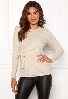 Happy Holly Elizabella sweater Offwhite / Melange Bubbleroom.eu
