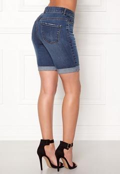 Happy Holly Elly jeans shorts Medium denim Bubbleroom.eu