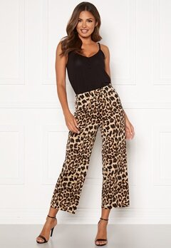 Happy Holly Embla pants Leopard Bubbleroom.eu