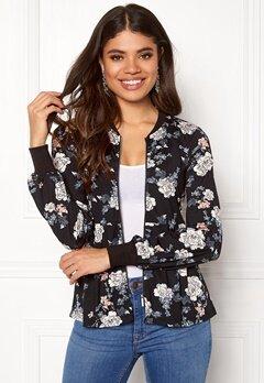 Happy Holly Fannie jacket Black / Patterned Bubbleroom.eu
