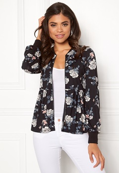Happy Holly Fannie jacket Black / Patterned Bubbleroom.eu