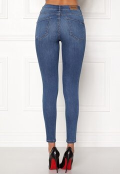 Happy Holly Francis jeans Medium blue Bubbleroom.eu