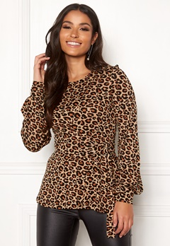 Happy Holly Gianna top Leopard / Patterned Bubbleroom.eu