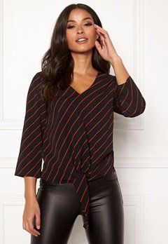 Happy Holly Grace blouse Striped Bubbleroom.eu