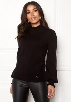 Happy Holly Haddie sweater Black Bubbleroom.eu