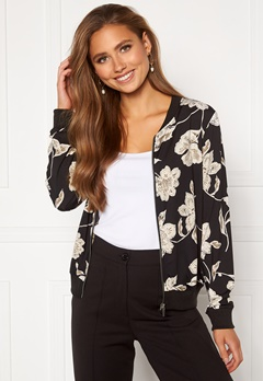 Happy Holly Hanna bomber jacket Floral Bubbleroom.eu