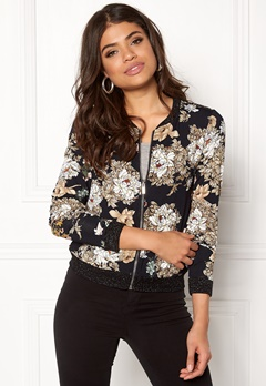 Happy Holly Hanna bomber jacket Patterned Bubbleroom.eu