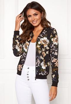 Happy Holly Hanna jacket Black / Patterned Bubbleroom.eu