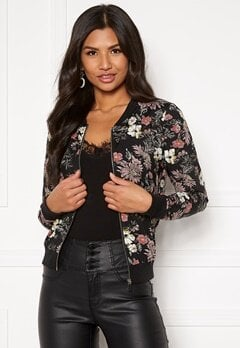 Happy Holly Hanna jacket Black / Patterned Bubbleroom.eu