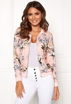 Happy Holly Hanna jacket Dusty pink / Patterned Bubbleroom.eu