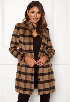 Happy Holly Harper coat Checked Bubbleroom.eu