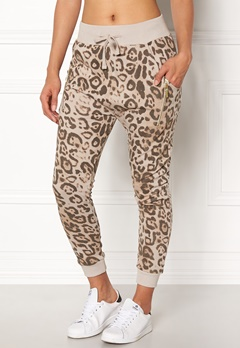Happy Holly Ida pants Leopard Bubbleroom.eu