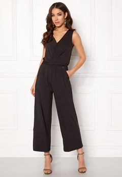 Happy Holly Iman jumpsuit Black Bubbleroom.eu