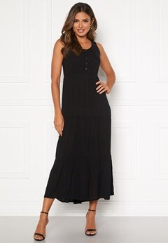 Happy Holly Jacqueline dress Black Bubbleroom.eu