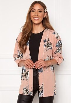 Happy Holly Jelena kimono blouse Pink / Patterned Bubbleroom.eu