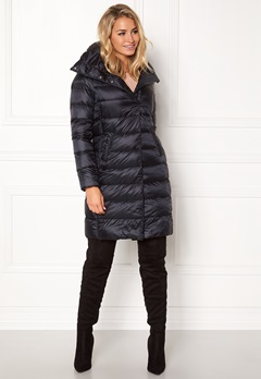 Happy Holly Jennilee down jacket Black Bubbleroom.eu
