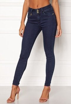 Happy Holly Karen jeans Dark denim Bubbleroom.eu