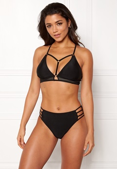 Happy Holly Kendall bikini bra Black Bubbleroom.eu