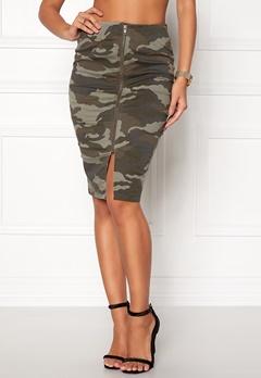 Happy Holly Laila skirt Camouflage Bubbleroom.eu