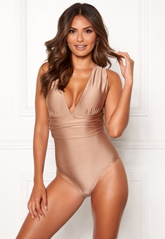 Happy Holly Leah swimsuit Bronze Bubbleroom.eu