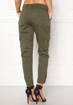 Happy Holly Lucy trousers Khaki green Bubbleroom.eu