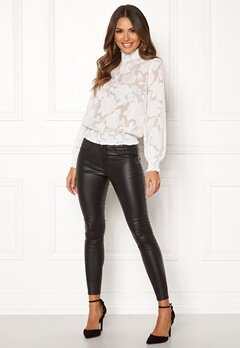 Happy Holly Mandy blouse Offwhite Bubbleroom.eu