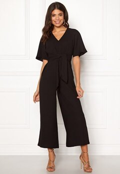 Happy Holly Michelle Jumpsuit Black Bubbleroom.eu