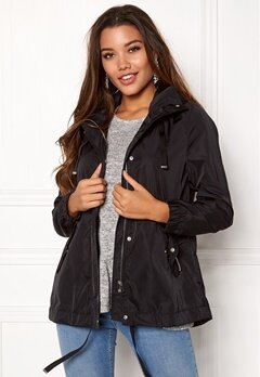 Happy Holly Mimi jacket Black Bubbleroom.eu