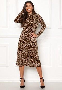 Happy Holly Miriana dress Leopard / Patterned Bubbleroom.eu