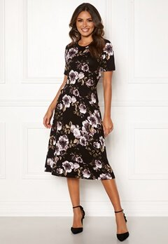 Happy Holly Miriana dress Floral Bubbleroom.eu