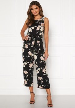 Happy Holly Mollie jumpsuit Black / Patterned Bubbleroom.eu