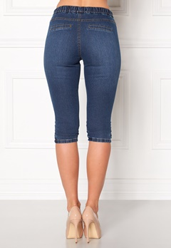 Happy Holly Norah pirat treggings Medium denim Bubbleroom.eu