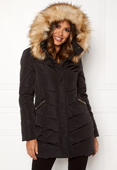 Happy Holly Rachel jacket Black Bubbleroom.eu