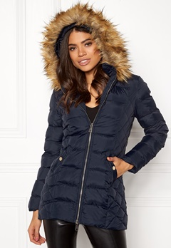 Happy Holly Sadie jacket Dark blue Bubbleroom.eu