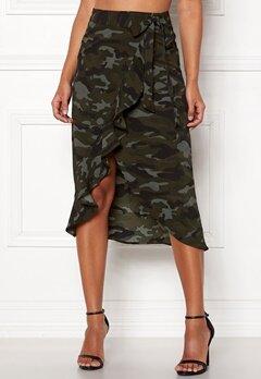 Happy Holly Sandie skirt Camouflage Bubbleroom.eu